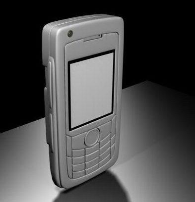 Nokia N72 3D Model