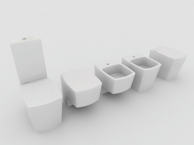 Occupants 1 3D Model
