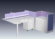 Office furniture 008-fice portfolio��43�� 3D Model