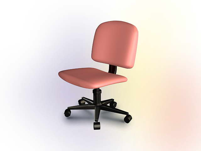 Office furniture 011-49 3D Model