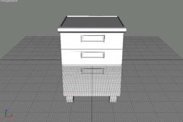 Office furniture 014-99 3D Model