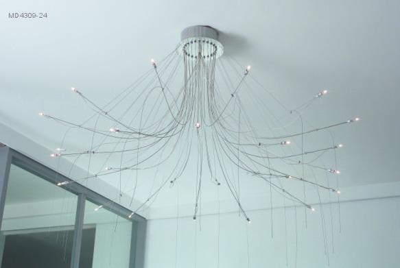 Pendant Lamps __ Modernism 3D Model