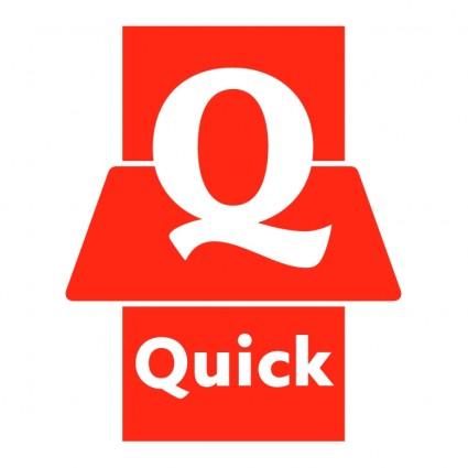 quick 0 logo