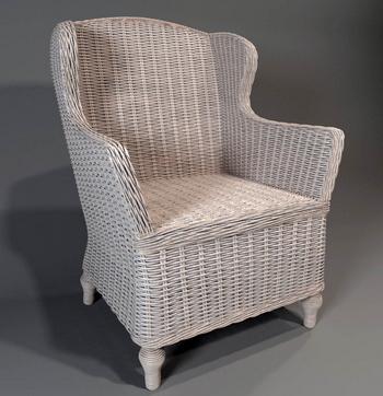 Rattan chair Model 3D Model