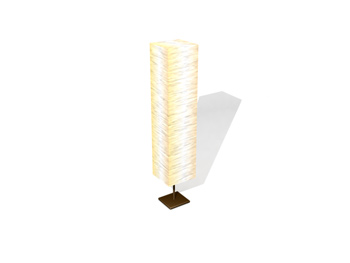 Retro floor lamp 3D Model