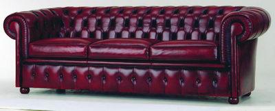 Retro sofa 3D model boss