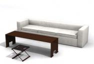 sa modern furniture (140) 3D Model