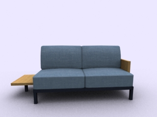 Safa for ,3d stylish modern furniture models for in 19 cases