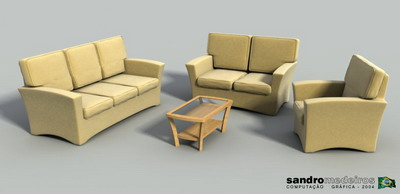 /Sas  32-5 3D Model