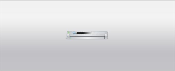 Server Icon PSD