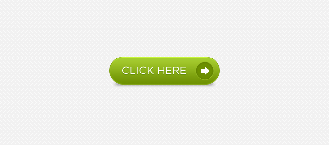 Sexy Green Download Button PSD