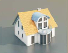 simple houses / Architectural Model-39 3D Model
