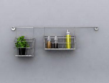 Simple wall model 3D Model