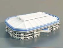 Stadium / Architectural Model-52 3D Model