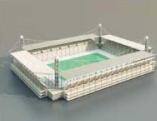 Stadium / Architectural Model-53 3D Model