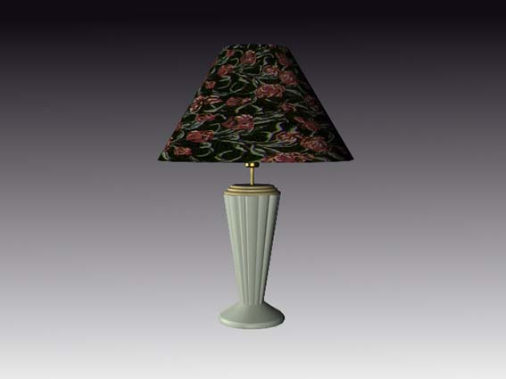 table lamp 005 3D Model