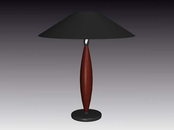 table lamp 013 3D Model