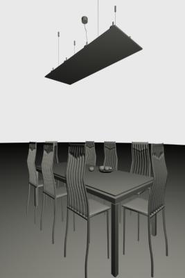 tables 083-2 3D Model