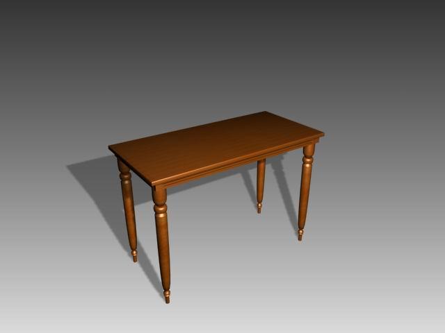 Tables a005 3D Model