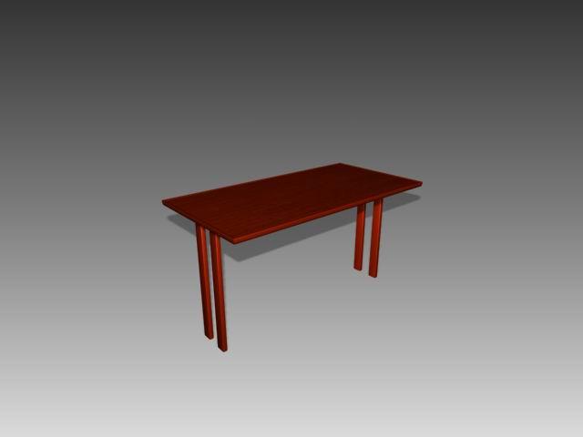 Tables a006 3D Model