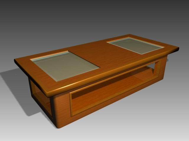 Tables a009 3D Model