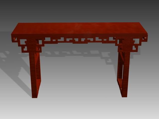 Tables a011 3D Model
