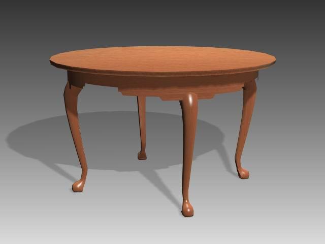 Tables a012 3D Model