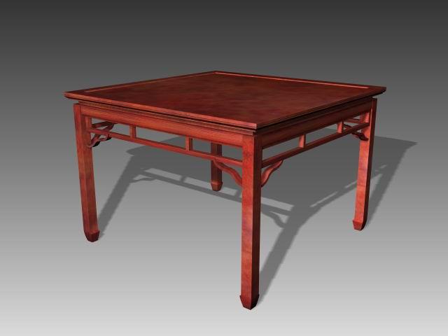 Tables a013 3D Model