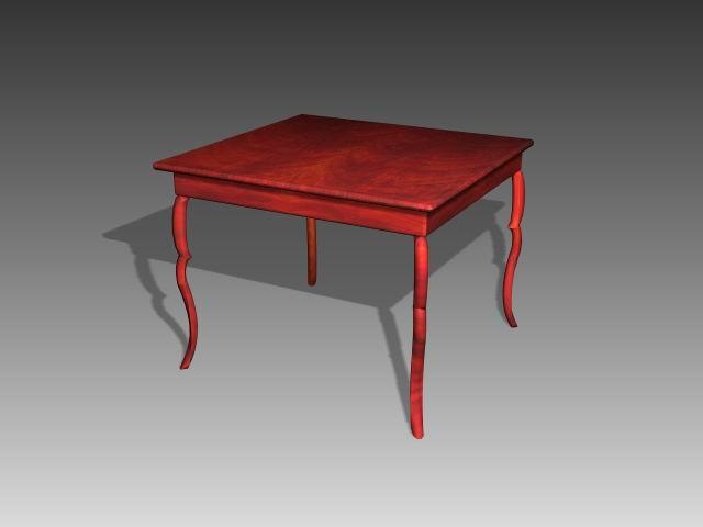 Tables a015 3D Model
