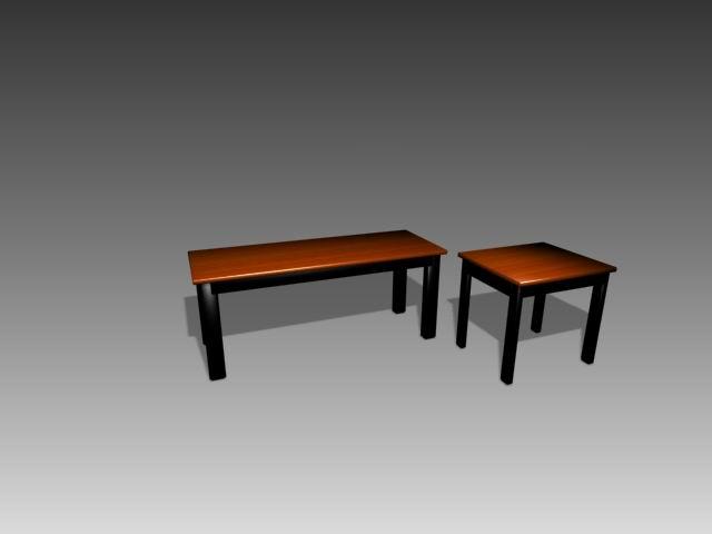 Tables a017 3D Model