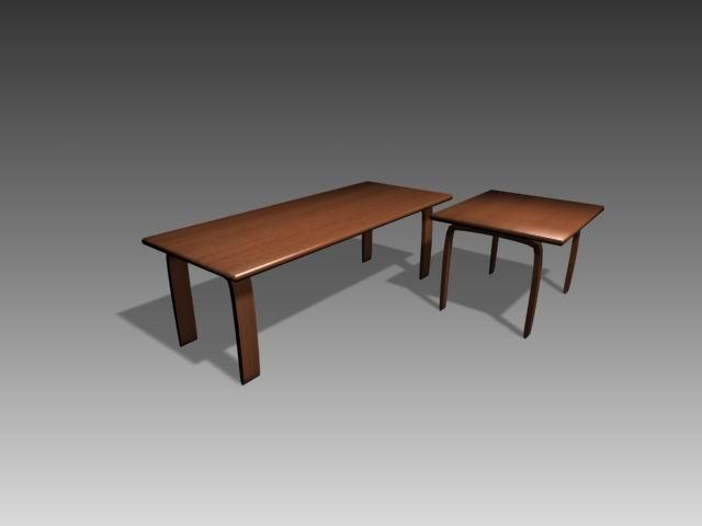 Tables a018 3D Model
