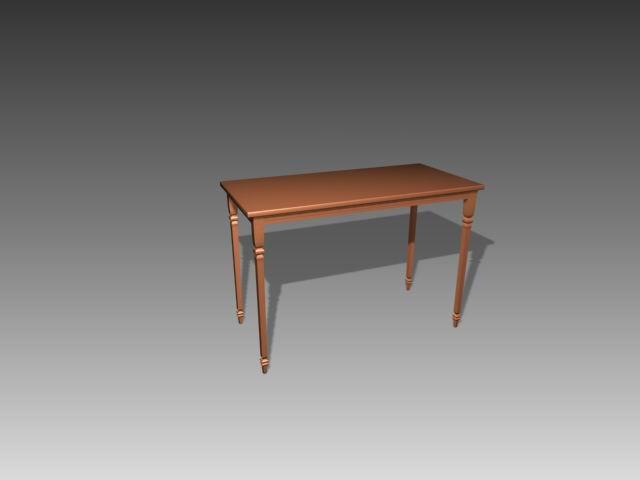 Tables a020 3D Model