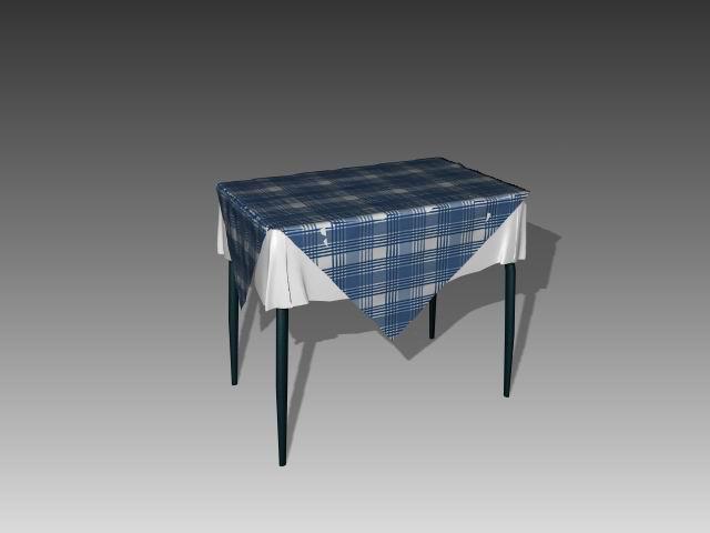 Tables a025 3D Model