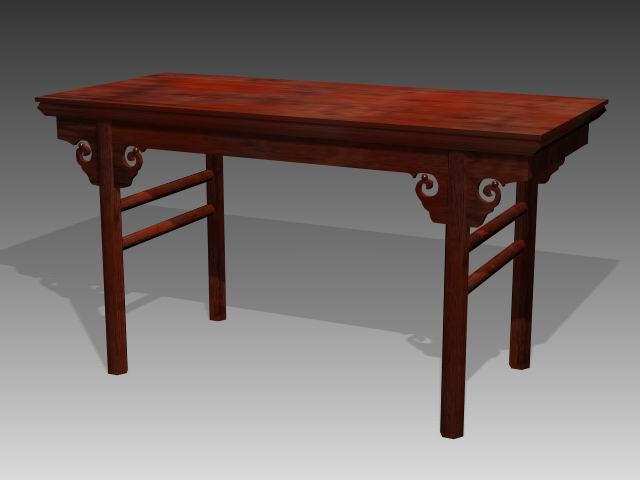 Tables a026 3D Model