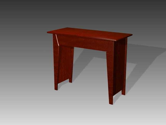 Tables a027 3D Model