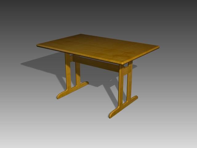 Tables a028 3D Model