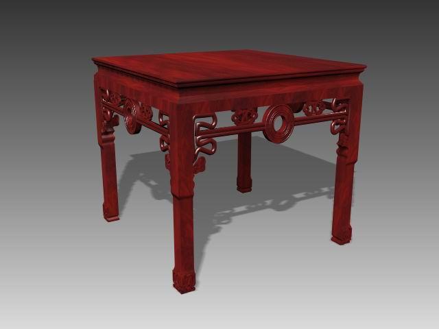 Tables a029 3D Model