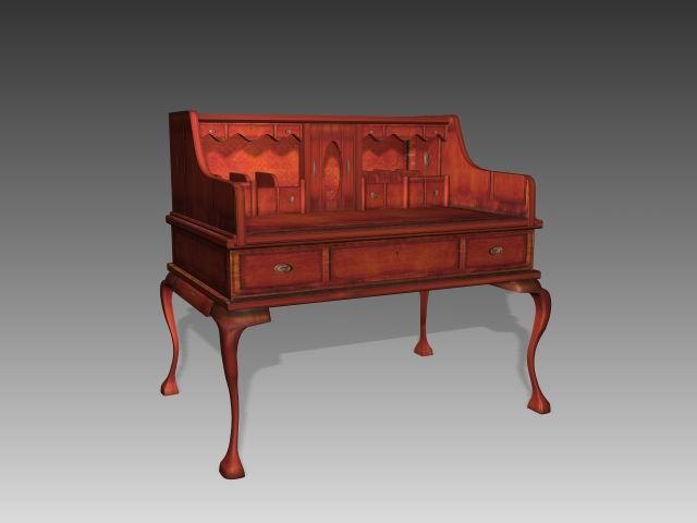 Tables a032 3D Model