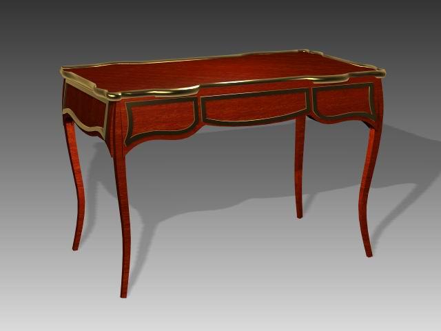 Tables a033 3D Model