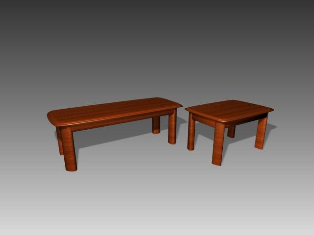 Tables a036 3D Model
