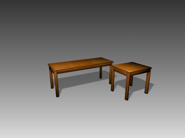 Tables a037 3D Model
