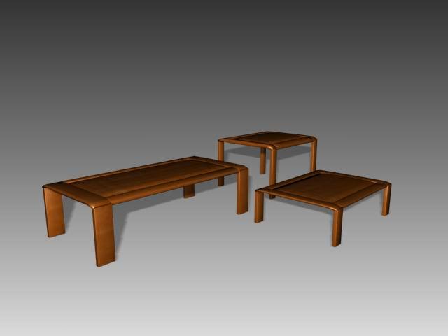 Tables  a039 3D Model