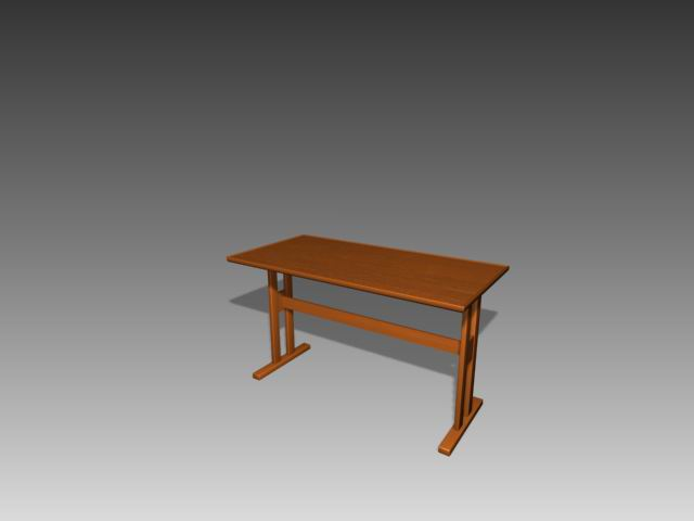 Tables a040 3D Model