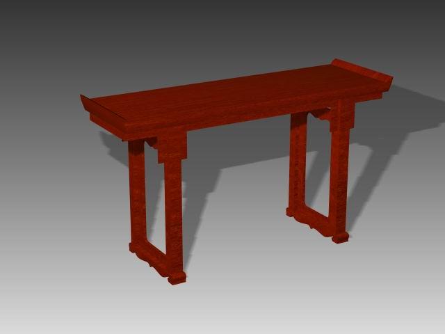 Tables a044 3D Model