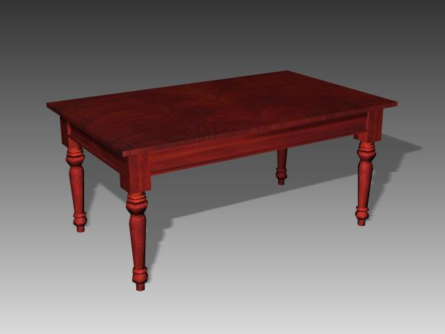 Tables a048 3D Model