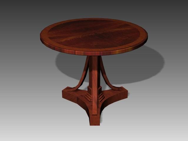 Tables  a049 3D Model