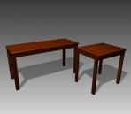 Tables a051 3D Model