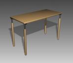 Tables a052 3D Model