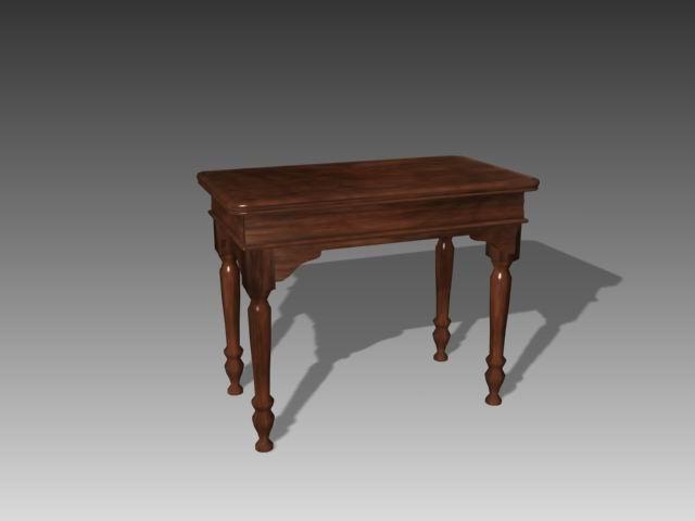Tables a080 3D Model