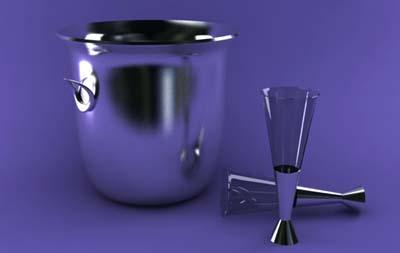 /Tea portfolio 3D Model
